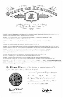 Illinois Proclamation