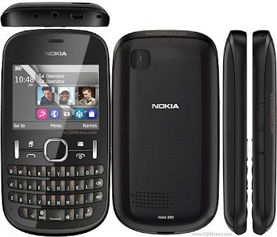 Nokia ASHA 200 Schematic
