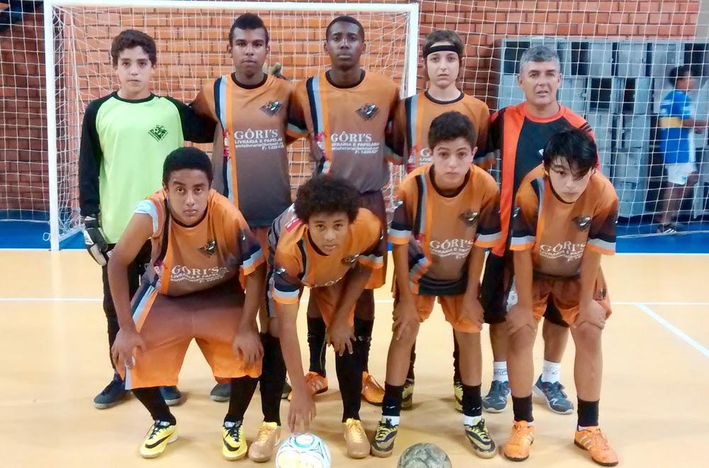 Esporte em Cachoeirinha  Portuguesa campeã de futsal Sub 15 da Ligraca 6336213b28877