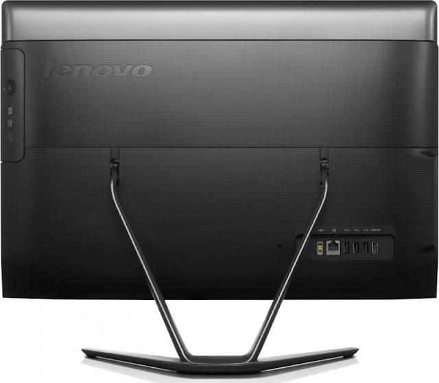 задняя сторона Lenovo C40-30