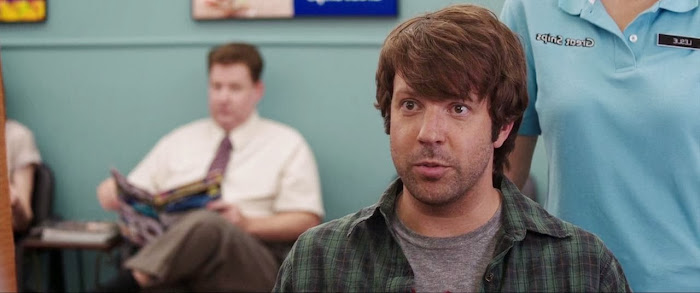 Screen Shot Of Hollywood Movie Were the Millers (2013) In Hindi English Full Movie Free Download And Watch Online at worldfree4u.com