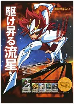 Saint Seiya Omega  Episódio 32  HDTV Legendado