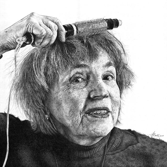 Heikki Leis ilustra Mai Murdmaa