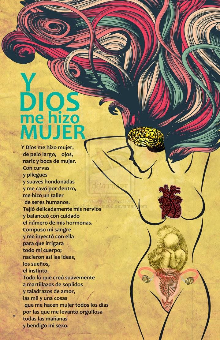 """""""Y Dios me hizo mujer"""""""