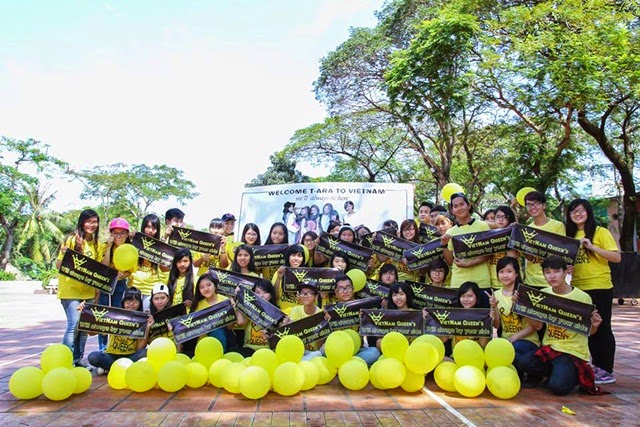 Queen's Việt và sự trở lại của T-ara