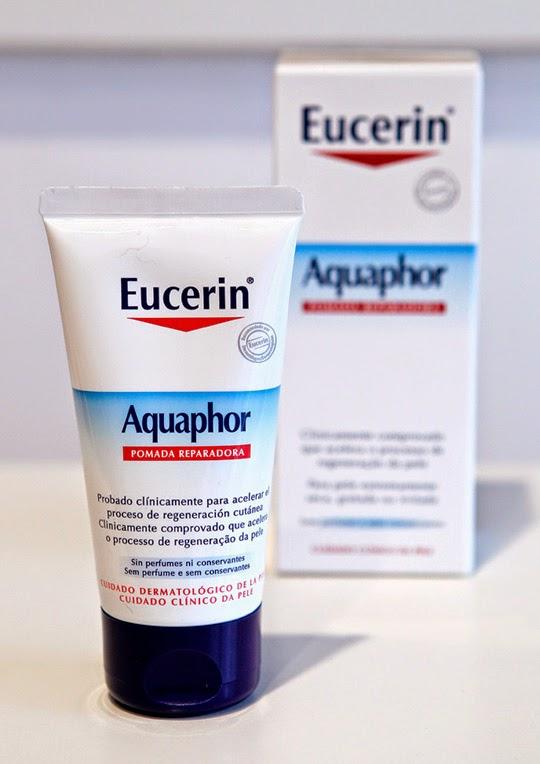 Aquaphor de Eucerín
