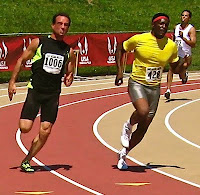 2011 Masters Nationals 200m