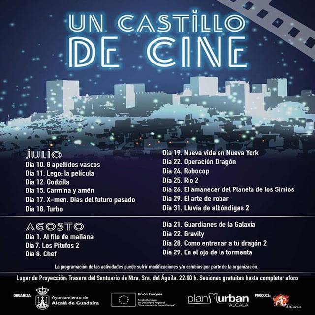 Cine de Verano de Alcalá de Guadaíra