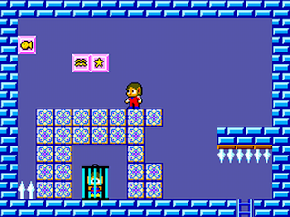 La soluce pour terminer Alex Kidd in miracle World