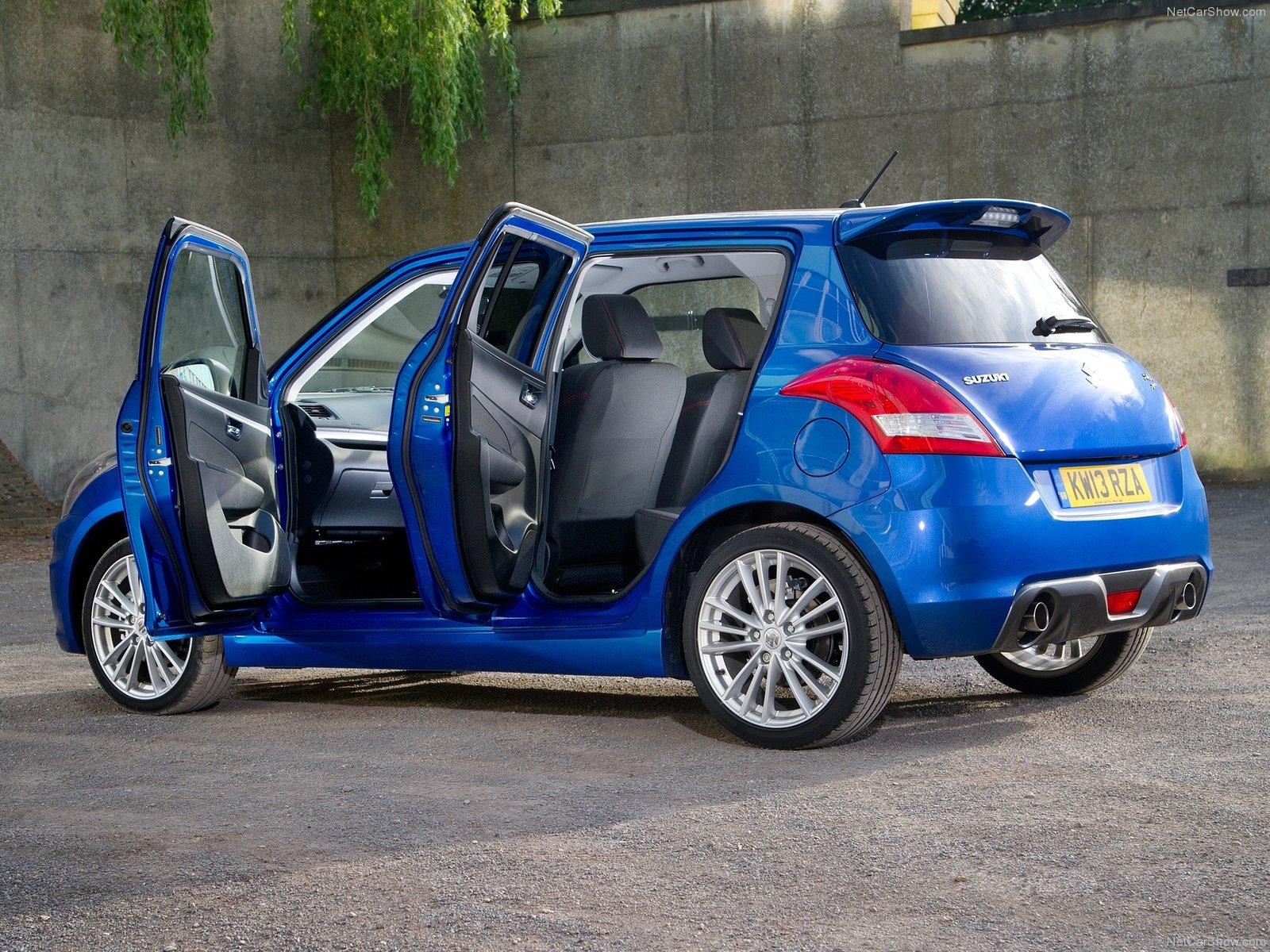 Hình ảnh xe ô tô Suzuki Swift Sport 5-door 2013 & nội ngoại thất