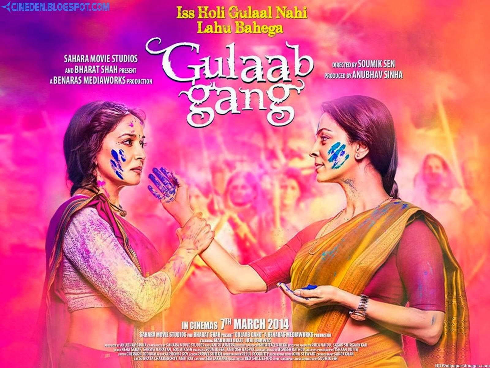 Gulaab Gang (2014) - Hindi Movie Review - CineDen