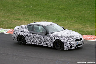 BMW M4 Coupè