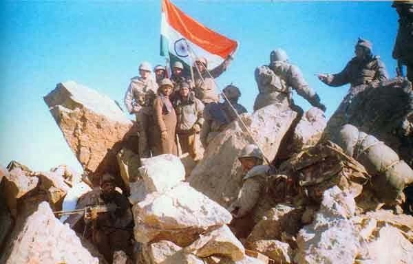 Garhwal Rifle In Kargil War_DevBhumiUttaranchal