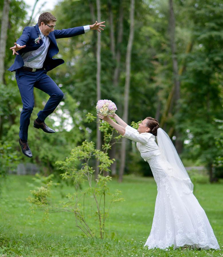 crazy vestuvinės nuotraukos