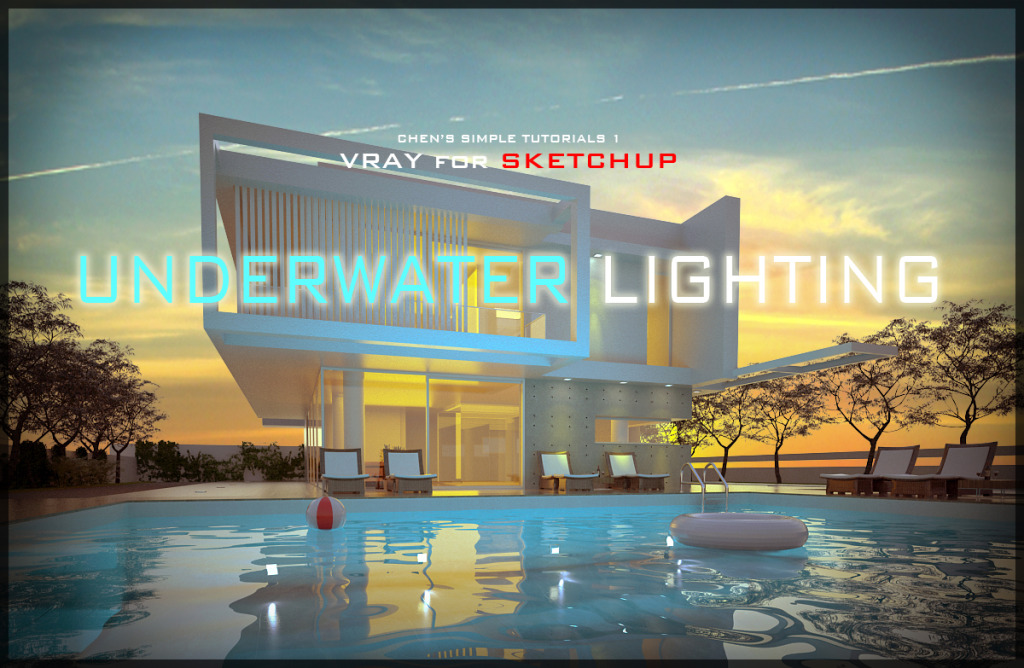 Nomeradona underwater lighting water pool material for Pool design sketchup