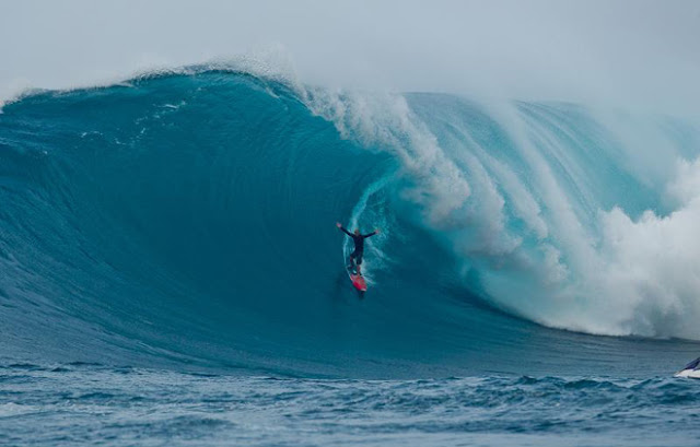 Shane Dorian video Billabong XXL Jaws