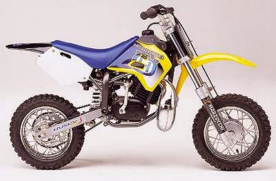 Husqvarna CR50 New Bikes