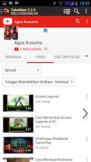 Cara Terbaru Dalam Mendownload Video dari Youtube di Android