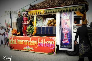 Pasis Rondang Bittang Simalungun untuk Indonesia Berubah