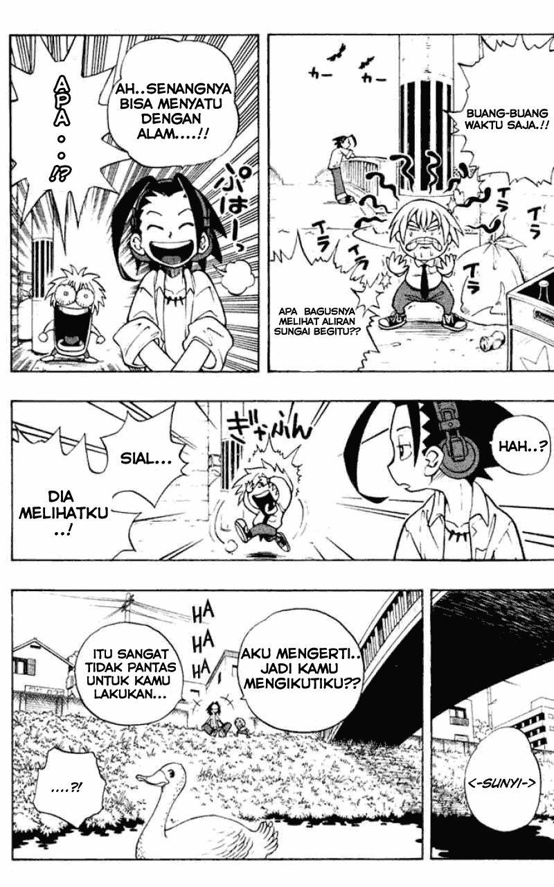 Baca manga komik Shaman King Chapter 1 [ part 1 ] bahasa Indonesia