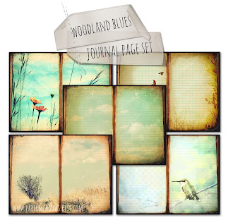 Woodland Blues Journal Page Set. You can purchase and download our photography creations and instantly print at home from our Paper Meadows Photography Shop on ETSY. To Visit our shop now click here.
