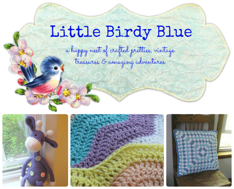 little birdy blue