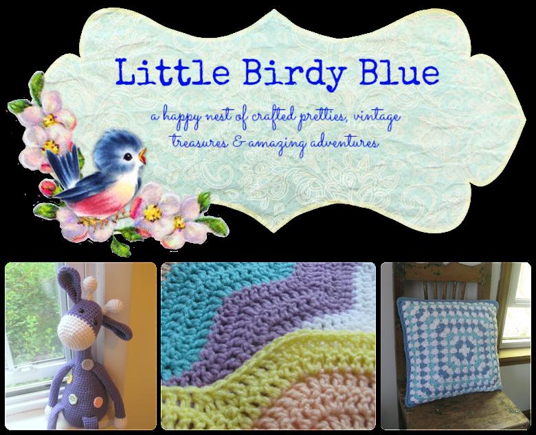 little birdy blue