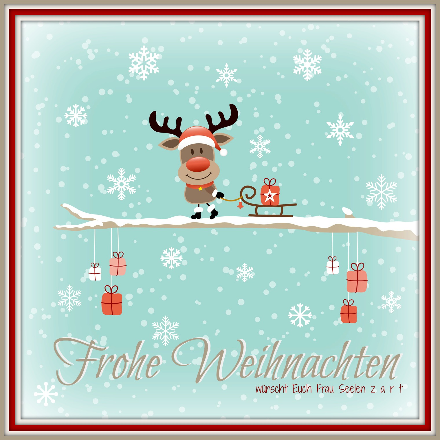 seelenzart: Frohe Weihnachten...