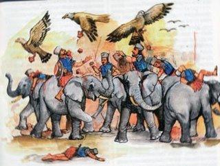 Seribupilihan Al Fil Kisah Kekalahan Tentera Abrahah