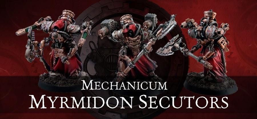 Mechanicum Myrmidon Destructor