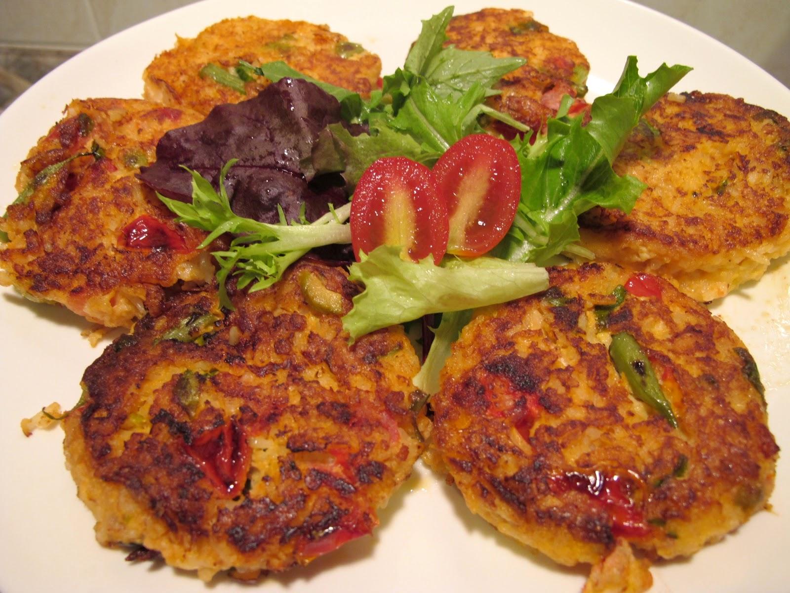 Tuna Fish Cakes With Potato