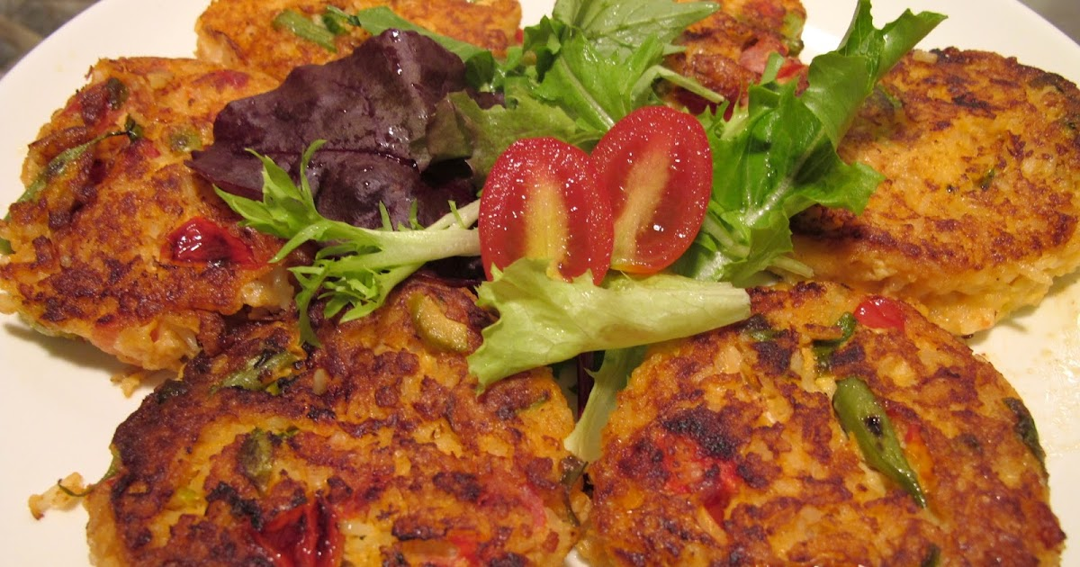 Tuna Cakes With Bread Crumbs