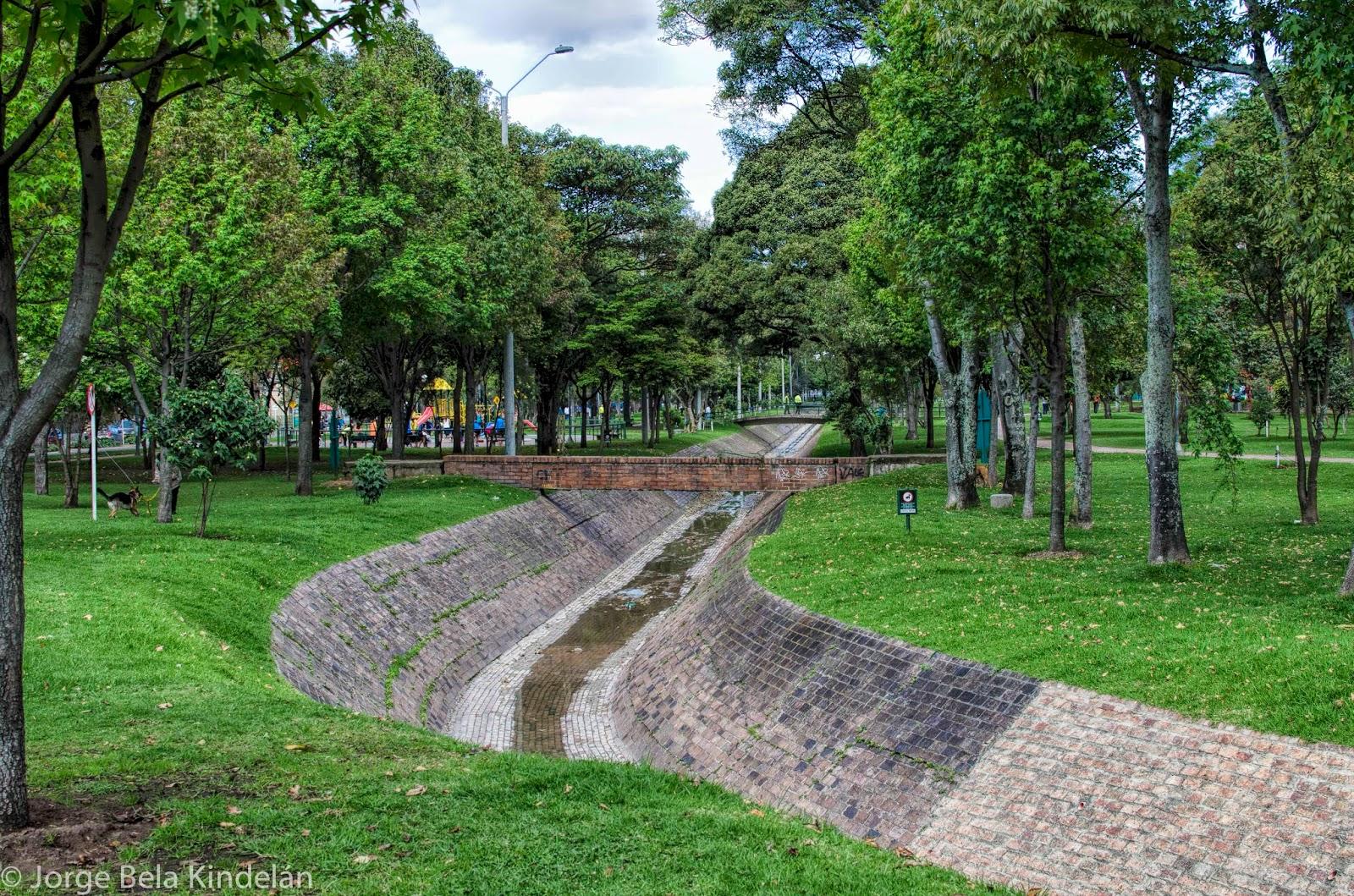 Parque del Virrey, Bogotá, Colombia