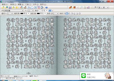 Rookie eBook Reader,強大又專業的中文電子書閱讀器繁體中文綠色免安裝版!