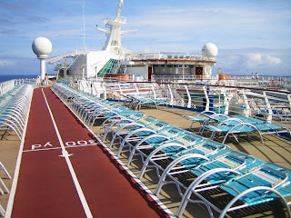 Explorer Of The Seas Running Track