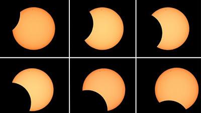 ECLIPSE ANULAR SOLAR, 09 Y1 0 DE MAYO DE 2013
