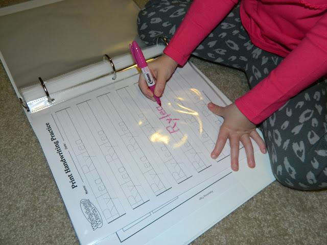 Sugarplum Cuties: Homeschool Activity Book