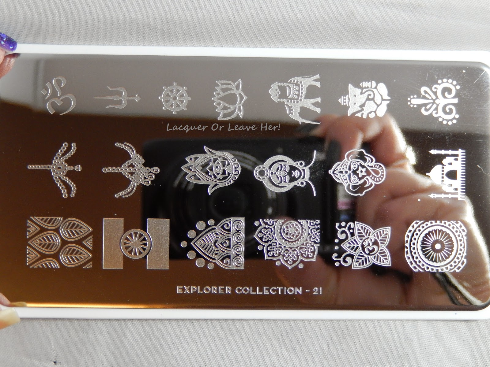 MoYou London Explorer Collection 21