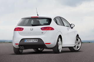 2012 SEAT Leon FR Wallpapers
