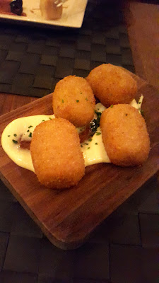 Croquetas at My Little Spanish Place Bukit Timah