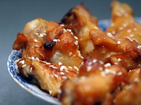 Aglio, Olio e Peperoncino: Teriyaki Chicken (grazie James!)
