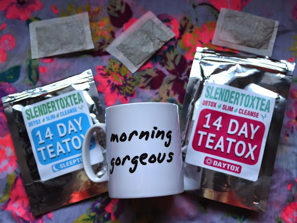 Fitness Friday: Slendertoxtea Review