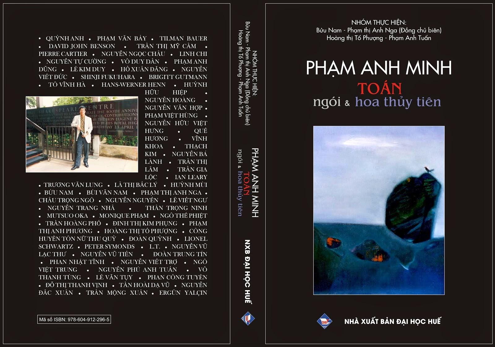 « Phạm Anh Minh - Toán, ngói & hoa thủy tiên »