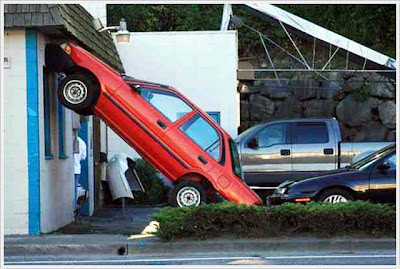 Funny Accidents Pictures