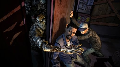 Los Mejores Juegos de Accion para PS3 2012 (PlayStation 3) The Walking Dead: The Game