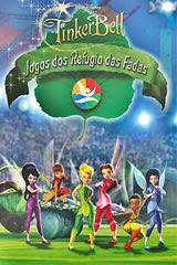 Tinker+Bell+Jogos+dos+Refugio+das+Fadas