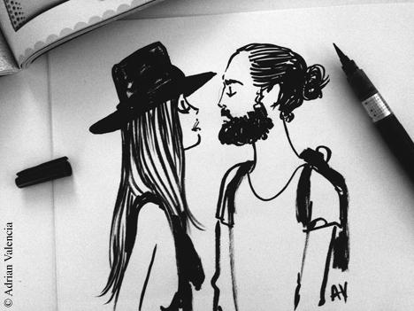 adrian Valencia illustrator
