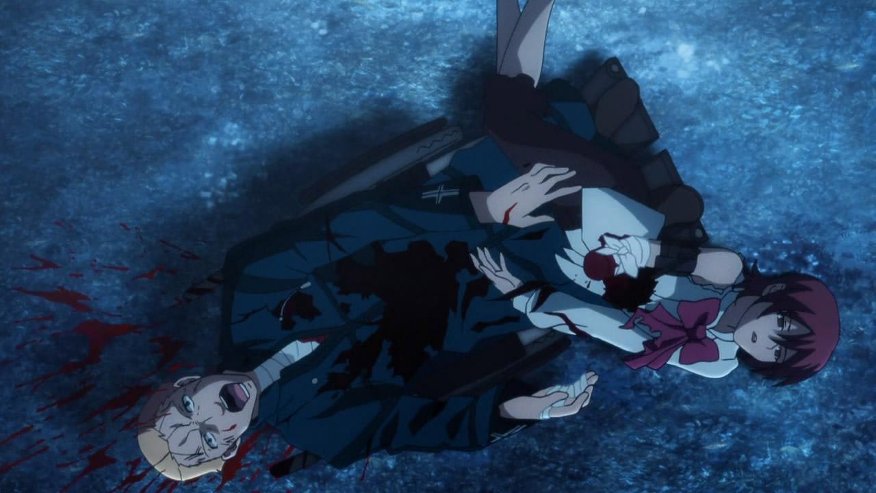 Femservice Fate Zero Season 2 Episode 3 Because Being