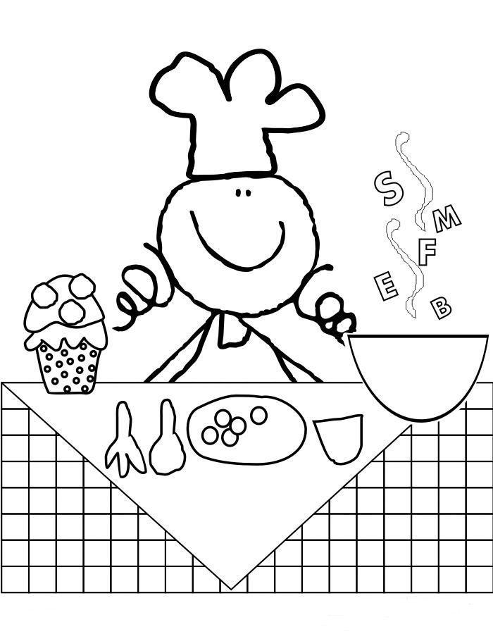 Mi colecci n de dibujos dibujos de cocina - Cocina dibujo ...
