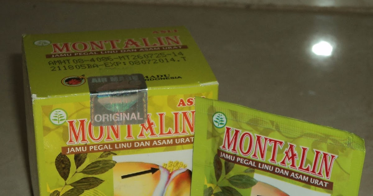 jamu herbal montalin info jamu
